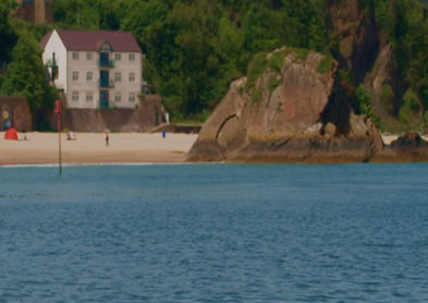Tenby North Beach images