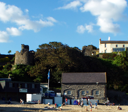Castle Beach images
